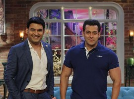Salman Khan Promotes Bajrangi Bhaijaan on Comedy Nights With Kapil