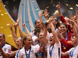 Women's World Cup Final: United States Defeats Japan