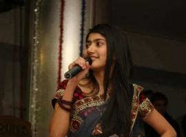 Sai Pallavi in Saree