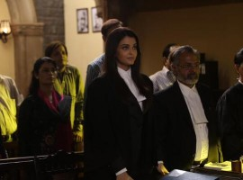 Aishwarya Rai Bachchan First Look in Jazbaa Movie
