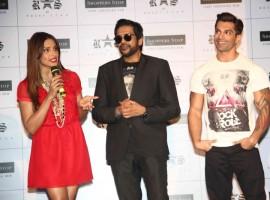 Bipasha Basu, Rocky S and Karan Singh Grover