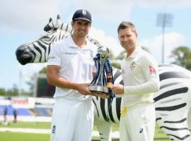 Ashes 2015: England-Australia Opening Ceremony