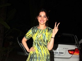 Tamannaah at Baahubali Special Screening
