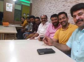 Mammootty, Prithviraj, Jayaram, Siddique, Jayasurya, Indrajith, Narein, Ananya