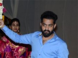 Jr. NTR Shocking New Look for Sukumar Movie