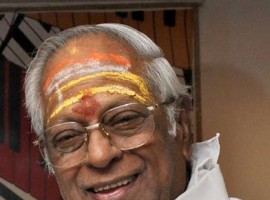 Legendary Tamil music composer M.S. Viswanathan died at a private hospital in Chennai this morning.