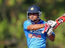 Kedar Jadhav smashes his maiden ODI hundred