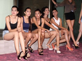Lakme Fashion Week 2015: Models Audition