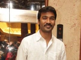 Dhanush Latest Picture