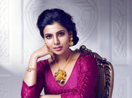 Samantha Photoshoot for Jewel One