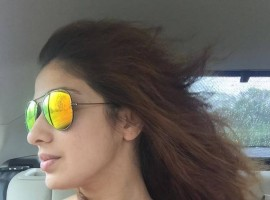 Check out some selfies of Raai Laxmi.