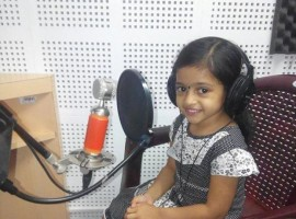 Akshara Kishor has become a household name for her performance as Bala mol in Asianet's 'Karuthamuthu' serial.