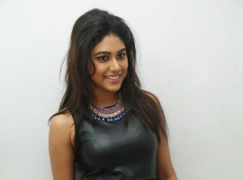 South Indian Actress Manisha Yadav at Trisha Ledaa Nayanthara Trailer Launch.