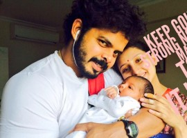 Former Indian cricketer Player Sreesanth Latest Pics.