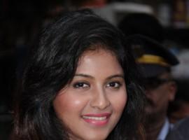 South Indian Actress Anjali Latest Stills.
