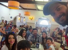Son of megastar Mammotty, Dulquer Salmaan Birthday Celebration