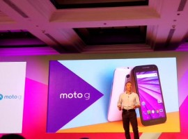 Motorola Moto G and Moto X (Gen 3) Launch