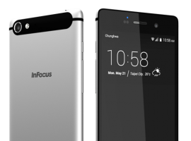 Infocus M808 runs on Android 5.1 Lollipop and features 5.2-inch 1080P display, Octa-Core processor backed with 2GB RAM and 16GB Storage