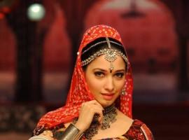 Photos of South Indian Actress Tamannaah stills from VSOP Movie.