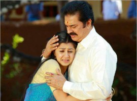 Nikki Galrani is the lead heroine in Suresh Gopi's 'Rudrasimhasanam'.