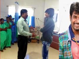 Tamil Folk singer Paravai Muniyamma Hospitalized.