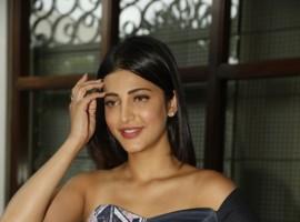 South Indian Actress Shruti Hassan Latest Stills.