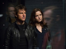 The Mission: Impossible films are a series of action spy films based on the television series of the same name, produced by and starring Tom Cruise as IMF agent Ethan Hunt.
