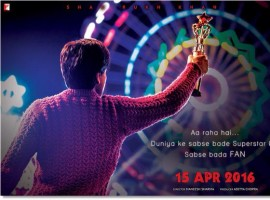 Fan is an upcoming 2016 Hindi film directed by Maneesh Sharma and featuring Shah Rukh Khan in the lead role.