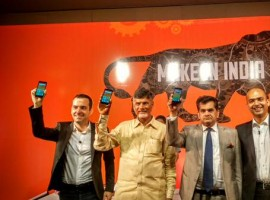 Xiaomi Redmi 2 Prime Launched by Chandrababu Naidu