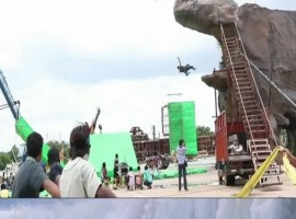 Here are Some Baahubali Before and After VFX Shots