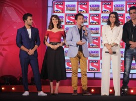 Bollywood Celebs at SAB TV Launches Reality show Comedy Superstar.