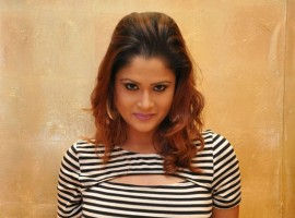 South Indian Actress Shilpa Chakravarthy at Upendra 2 Audio Launch.
