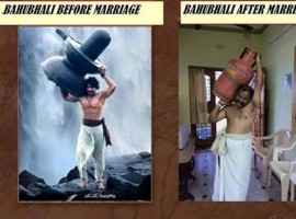 Here are some Hilarious Bahubali Funny Memes.