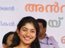 Sai Pallavi made her acting debut with Nivin pauly starrer 'Premam'.