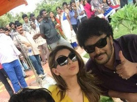 Aranmanai 2 is an upcoming Tamil horror comedy film written and directed by Sundar C. Siddharth, Trisha and Hansika Motwani playing in the leading roles, Soori essays a supporting role.