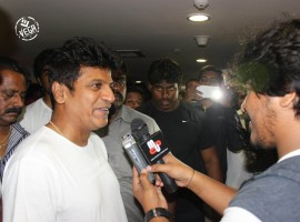 Photos of Uppi 2 Special Screening at Bangalore.