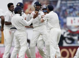 India beats Sri Lanka by 278 runs in 2nd test Match.