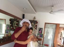 Hansika, Nani, Gutta Jwala celebrate Raksha Bandhan.