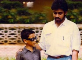 Check out Telugu Actor Pawan Kalyan's Rare Pictures.
