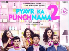 Bollywood Movie Pyaar Ka Punchnama 2 First Look Poster.