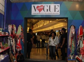 Photos of Fashion's Night Out 2015 by Vogue at Palladium, Mumbai.