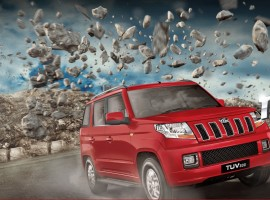 Mahindra has launched the highly anticipated compact TUV300 in India at Rs 6.9 Lakh on Thursday, 10 September.