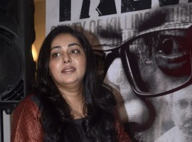 Photos of Meghna Gulzar Launches new promo of Talvar Movie.