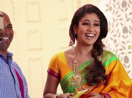 Nayanthara is an Indian film actress from Kerala, who appears in South Indian films.