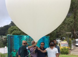 The space launch of the trailer of 'Lord Livingstone 7000 Kandi' took place at 8am on 30 September in Munnar, Kerala