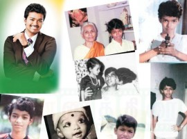 Check out some rare and unseen photos of Ilayathalapathy Vijay