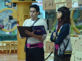 Synopsis form Day 2 in the Bigg Boss Nau house.