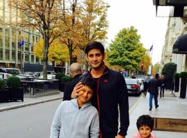 Prince Mahesh Babu, who wrapped up the second schedule of Telugu film