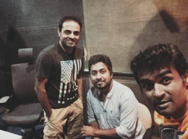 Actor turned director Vineeth Sreenivasan will join hands with music director Shaan Rahman for an upcoming Malayalam film