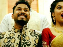 Malayalam Actress Archana Kavi got engaged to standup comedian Abish Mathew on Sunday (1 November).